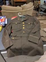 vintage US Air force uniform coat jacket - $49.50