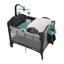 Portable Graco Pack 'N Play Newborn Baby care Playard Napper and Changer... - $140.48