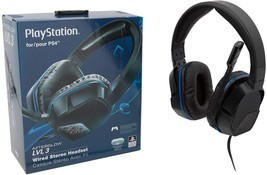 PDP Afterglow LVL 3 Stereo Gaming Headset 051-032, Black - $30.76