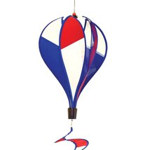 In the Breeze Patriot 6 Panel Hot Air Balloon Wind Spinner - $15.17
