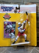 Hockey 1995 Edition Starting Lineup Adam Graves - $10.50
