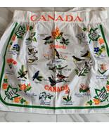Vintage Canada Songbirds Apron - $14.99