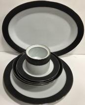Noritake Mirano 5 Pc. Fine China  (Dinner & Bread Plate-Bowl-Sugar Bowl-Platter) - $69.29