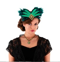 Oz the Great & Powerful EVANORA Wicked Witch Headband Deluxe Disney Cost... - $5.85