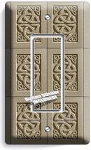 Celtic Trinity Knot Irish Design Single Gfci Light Switch Wall Plate Room Decor - $11.99