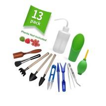 13 Pieces Mini Garden Hand Tools Transing Tools Succulent Tools Ing Gard... - £13.08 GBP