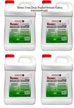 4 GLS Gordons Trimec Classic Broadleaf Herbicide 3 Way Post-emergence He... - $226.99