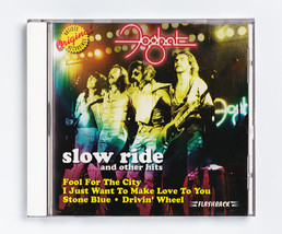 Foghat, Slow Ride and other Hits, Rock Music CD, Used - $4.65