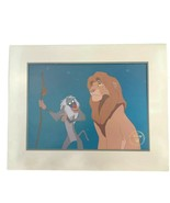 1995 Disney Store Lion King Exclusive Commemorative Lithograph Simba Raf... - $12.16
