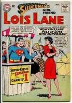 1964 Superman's Girlfriend Lois Lane #53 Hi-Res Scans Love Origin Dracula - $9.99