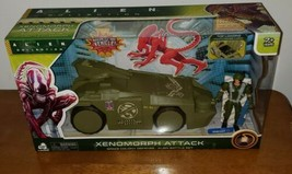 Alien Collection Xenomorph Attack Advanced APC Vehicle 2019 Walmart Exclusive  - $27.71