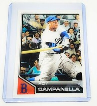 Mlb Roy Campanella Brooklyn Dodgers Hof 2011 Topps Lineage #144 Mint - $1.79