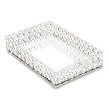 Shimmer Rectangular Jeweled Tray - $38.99
