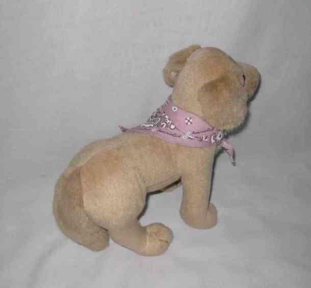 """So Cute 7 1/2"""" American Girl Kaileys Dog SANDY"""