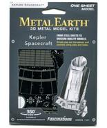 Metal Earth KEPLER SPACECRAFT 3D Puzzle Micro Model - $9.89