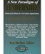 A New Paradigm of Leadership: Visions of Excellence for Tomorrow's Organ... - $9.99