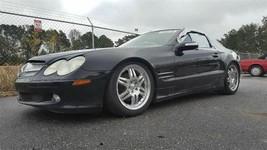 Front Driver Door Less Mirror OEM 03 04 05 06 Mercedes SL500 SL55 07 08 09 SL550 - $596.00