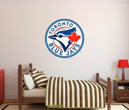 Toronto Blue Jays MLB Baseball Wall Decal Decor For Home Car Laptop Sports - $20.89
