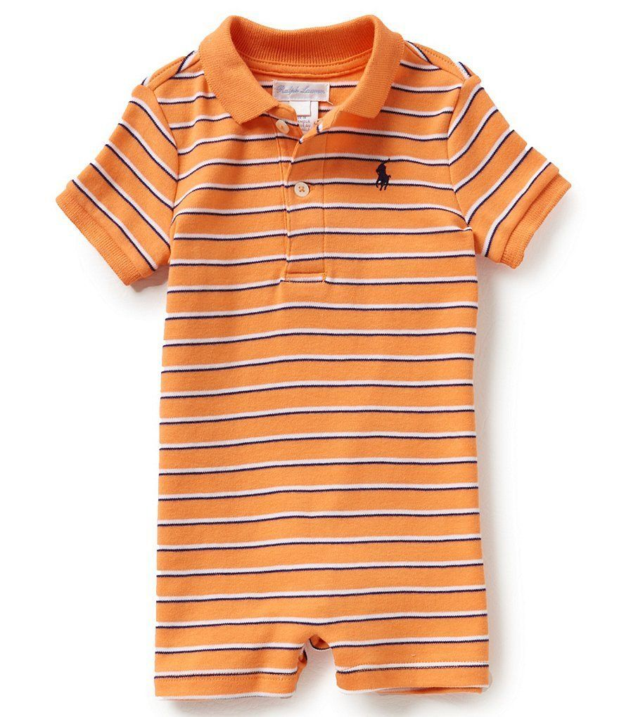 a214c46b2 Ralph Lauren Baby Boys Striped Cotton Polo and 50 similar items
