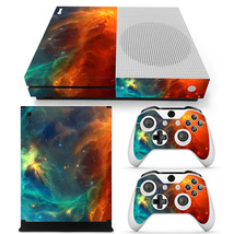 Galaxy Xbox one S Skin for Xbox one S Console and Controllers - $17.00
