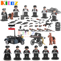 SA set German Schutafe Kitoz minifigure blocks lego Military Toy Gift fo... - $43.78
