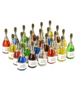 24 Pack Mini Champagne Bottle Bubbles, XMAS New Year's Party Stocking St... - $18.62+