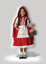Incharacter Petit Chaperon Rouge Robe Enfants Filles Déguisement Hallowe... - $65.30+