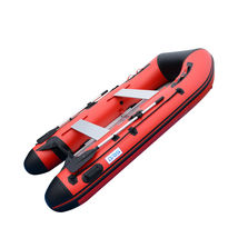 BRIS 10ft Inflatable Boat Dinghy Yacht Tender Fishing Pontoon Boats image 8