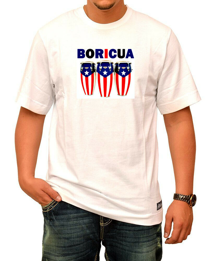 Primary image for Boricua PUERTO RICAN T-Shirt