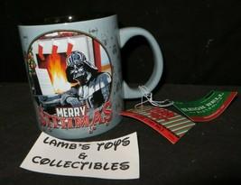 Star Wars Darth Vader Merry Sithmas Disney 20oz Coffee Mug Cup Christmas present - $34.19