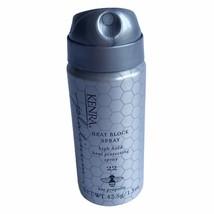 Kenra Heat Block Spray 22 High Hold Heat Protecting Spray 1.5oz Travel Size Mini - $24.09