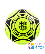 FC BARCELONA FLUC BALL SIZE 5 OFFICIAL FOOTBALL SOCCER CLUB TEAM FAN PLA... - $29.43