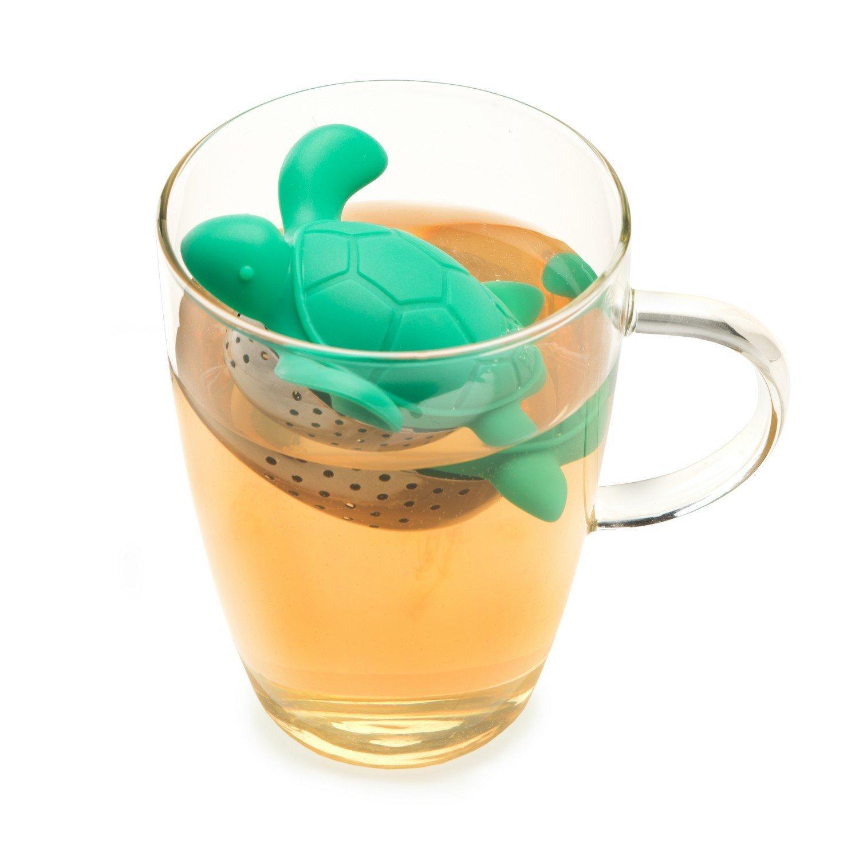 Tea Infuser Tea, Turtle Stainless Steel Loose Leaf Cute Tea Cup Infuser