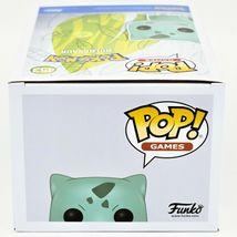 Funko Pop! Pokemon Metallic Silver Bulbasaur #453 25 Year Anniversary Figure image 6