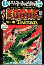 Korak, Son of Tarzan Comic Book #47 DC Comics 1972  FINE+ - $6.66
