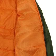 Men's Premium Multi Pocket Water Resistant Padded Zip Up Flight Bomber Jacket image 12