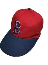 Boston Red Sox Cooperstown Edition Hat Adjustable MLB - $11.97