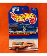 Mattel Hot Wheels Car-Toon Friends XT-3 die cast car #986 Rocky Squirrel... - $2.00