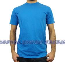 Affliction Standard A10281 NEW Men`s Plain Standard Series T-shirt Cobal... - $27.97