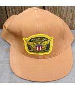 Carhartt Brown Canvas Cap Hat 100% Cotton - $18.00