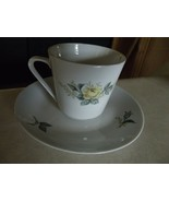 Weisswasser demi cup and saucer 4 available - $3.91