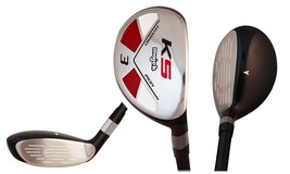 "Majek Golf Senior Lady #3 Hybrid Lady Flex New Rescue Utility ""L"" Flex Club - $65.20"