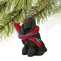 Conversation Concepts Poodle Chocolate Original Ornament - $14.69