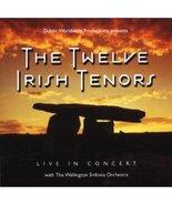 "Live in Concert ""the Twelve Irish Tenors"" [Audio CD] The Twelve Irish Te... - $14.99"