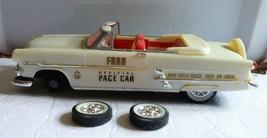 Lindberg 1953 Ford Crestline Victoria Indy Pace Car Custom Model Junkyar... - $18.51