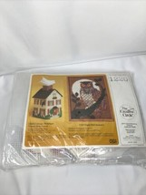 The Creative Circle Cottage Boutique Tissue Box Cover Plastic Canvas Kit... - $14.50