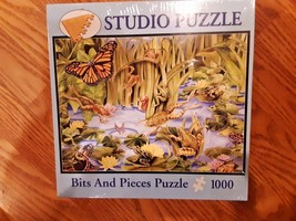 1000 Bits and Pieces Puzzle - Lily Pond Janet Skiles - $8.89