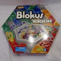 Blokus Trigon Board Game Complete Mattel Games 2006 - $28.49