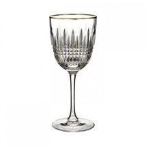 Waterford Crystal Lismore Diamond Gold Goblet G... - $55.43