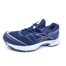 Reebok Womens 6 Triple Hall 4.0 Running Shoes Blue 1AP506715 Low Top Textile - $26.85